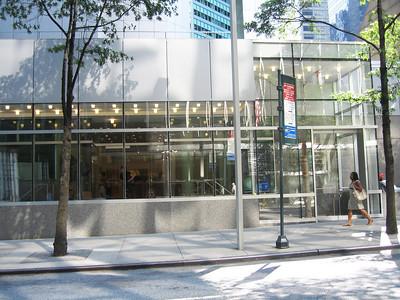 xSaint Peter's Church_0013_Glass entranceway on 54th Street