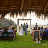 Sunny, beautiful wedding day at Palapa Don Pedros, sayulita.