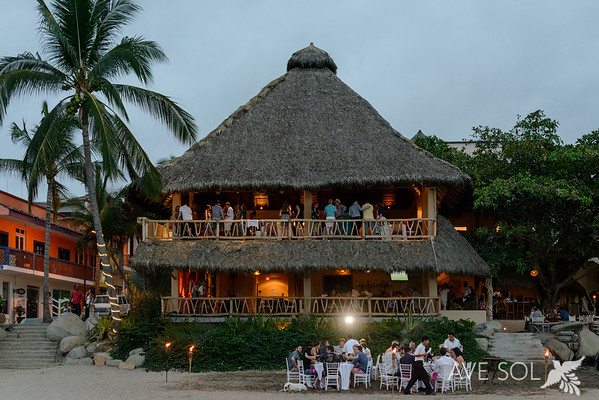 Sayulita wedding don pedros