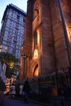 Trinity Wall Street Church_2013_church front