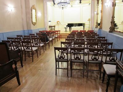 WMP Concert Hall