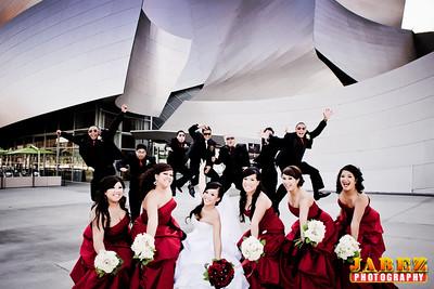 Wedding Hall Photos on Walt Disney Concert Hall Wedding Pictures   Long Beach Wedding