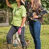 Kathy & Ann @ kiwi trellis