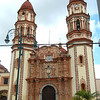 The Striking 'Iglesia de la Concordia'