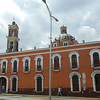 The Side View Of Iglesia Dolores Built In 1720