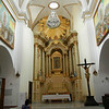 A Nave In The Iglesia