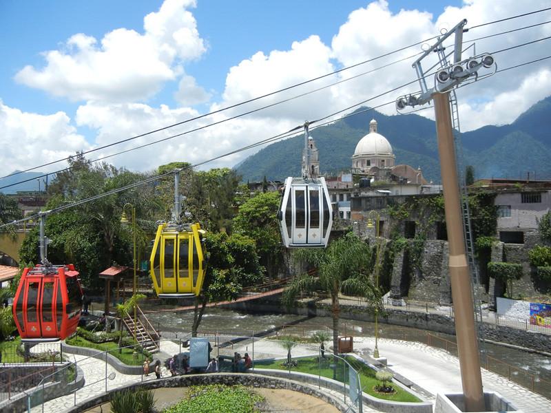 The Teleferico Of Orizaba, Veracruz