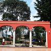 The Plaza de Xico