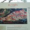 The Plan Of El Tajin