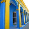 The Colorful Colonnaded Houses Of Tlacotalpan