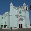 The Pale Blue Iglesia, de La Virgen de La Candelaria