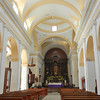 The Interior Of The Church Built In 1779