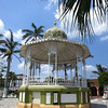 There Is A Beautiful European Style Bandstand In The Plaza