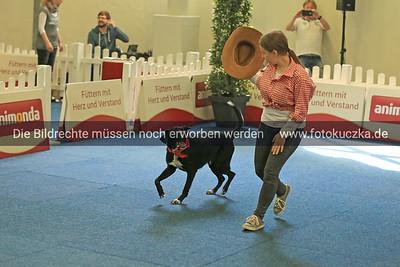 """12.05.2018  Messe """"Hund&Katz"""" Dortmund"""