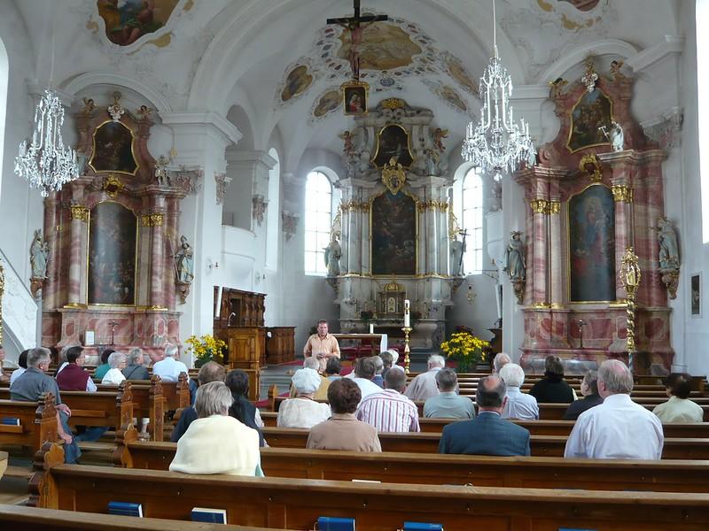 Pfarrkirche Luthern