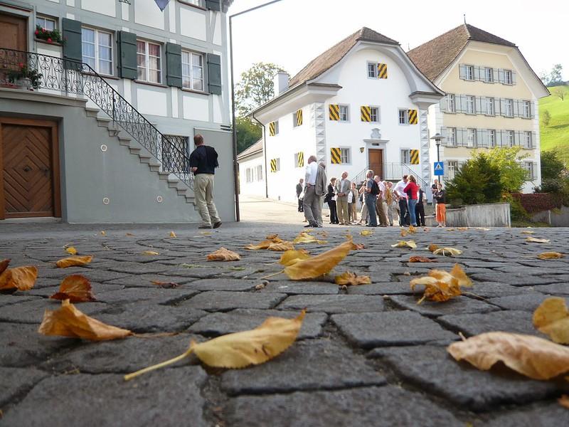 Luthern Dorfplatz