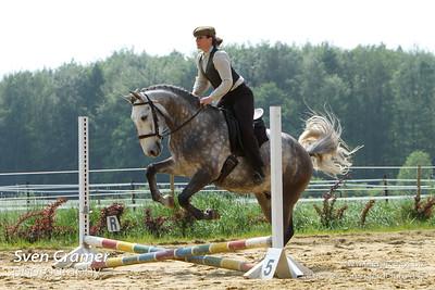 Working Equitation Turnier 2011