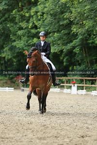 20.06.15  Dressurwettbewerb Kl. M Barockturnier