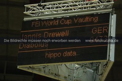 06.03.2016 FEI World Cup Voltigieren Herren Finale 2015/2016