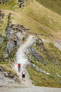 Trekking at Fontanet Verbier