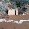 Verde River @ Clarkdale, Tapco, Brewer's,3/1/17 - about 2400 CFS