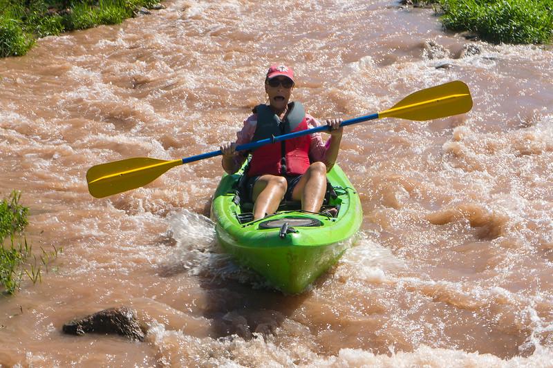 Verde River Institute Float Trip, Tapco to Tuzi, 8/26/16