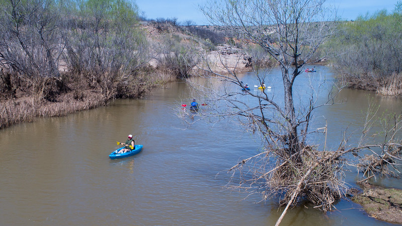 Verde River Runoff, White Bridge to Beasley Flat, 3/18/17