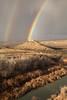 Tuzigoot with Rainbow, 12/18/14