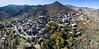 Jerome, AZ - Aerial Panorama 11/1/15