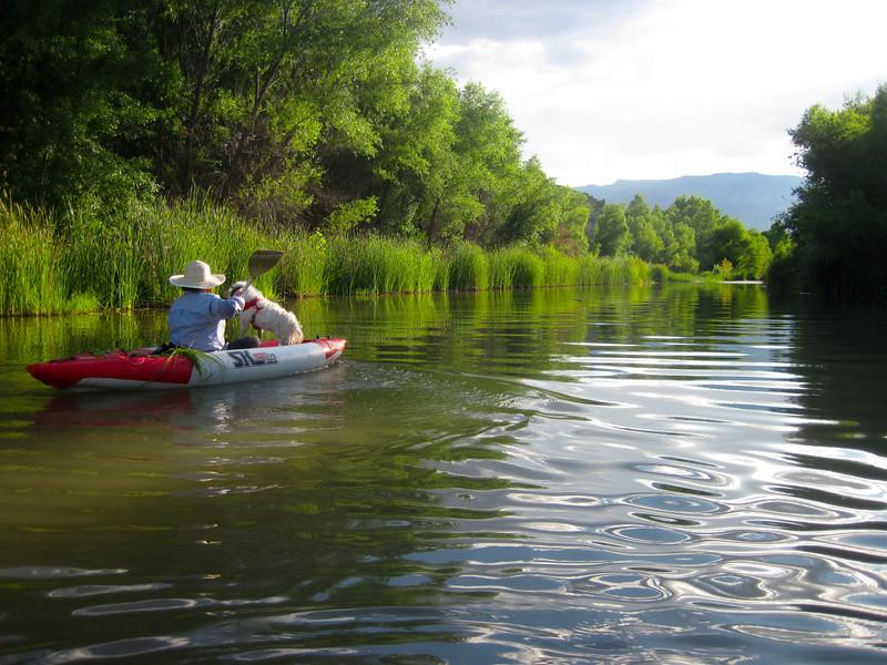 Verde River, 10/25/08