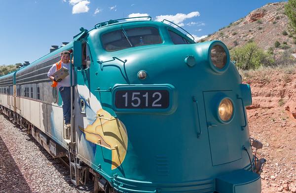 Verde Valley Railroad June 2015