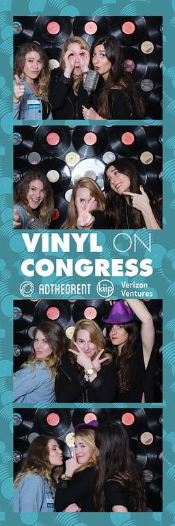 Verizon - Vinyl On Congress- 3/11/15