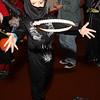 Jarred Hall, as a Ninja warrior.