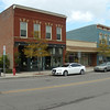 View of downtown Vermilion from the Mainstreet Vermilion office.