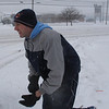 Ryan Green was determined to still do his 2 mile run.