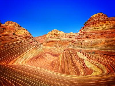 Vermilion Cliffs National Monument, The Wave