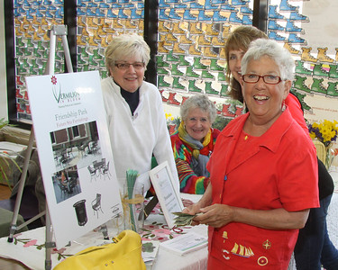 April 26th, Vermilion in Bloom hosts its 10th Annual Gardeners Fair at the Vermilion Sailorway School