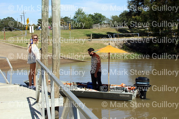 Vermilion River Boat Parade, Lafayette, Louisiana 101815 001