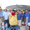 Bill Sommer, Dave Mitchell, PeterCorogin THE DUCK, Ed Sergi, Bill McCarthy and Doug Keith Jr.