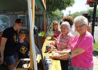 Vermilion's Old Fashioned Summer Fair, June 13, 2013 and Rotary Park
