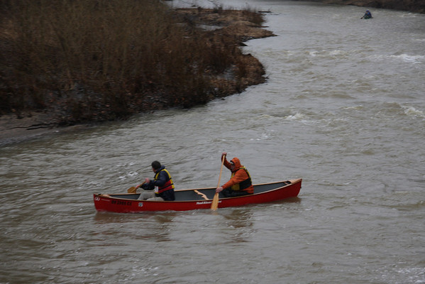 Vermilion is for Kayakers !