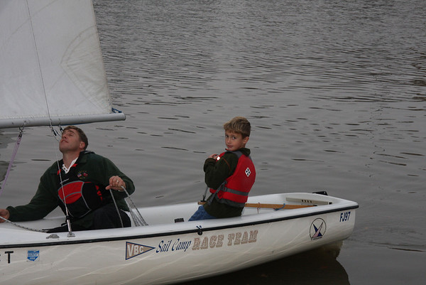 November 15, 2009; The Frostbite Regatta is baack
