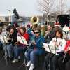 Vermilion's Community Band sounded great.