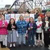 3rd Grade Winners:  Gretchen Schmidt, Eden Hennes, Gracie Kobal, Brooklyn Staszak,Alexia Dudek, Laura Rutger and Lily Kniahynchyi.