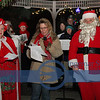 Host Debbie Hansen did an excellent job in Co-hosting the Evening with Santa and Mrs. Claus.