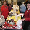 Elaine North and ? Ritter Library Director, Janet Ford.