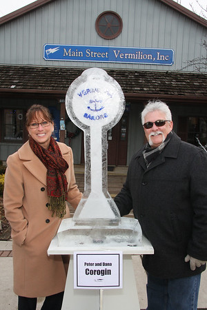 Vermilion hosts the THE BEST ICE A FAIR, February 4, 2012