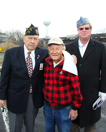 Vermilion, Ohio...remembers Pearl Harbor Day, December 7, 2012