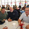 National Commander 2002-2003, Joe Delmonico, Doug Keith and Don Parsons.