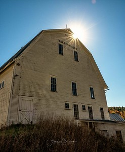 Walter K. Howe Barn